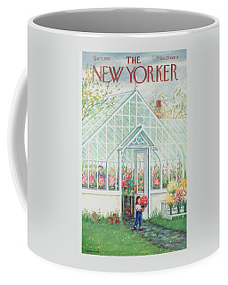 New Yorker May 7th, 1955 Coffee Mug