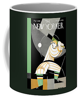The New Yorker Cover - May 8th, 1926 Coffee Mug
