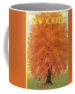 New Yorker October 18th, 1952 Coffee Mug