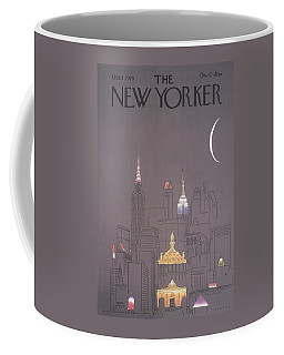 The New Yorker Cover - October 1st, 1979 Coffee Mug