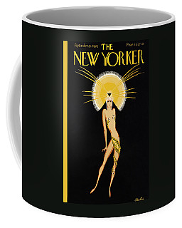 The New Yorker Cover - September 19th, 1925 Coffee Mug
