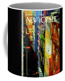 The New Yorker Cover - September 20th, 1993 Coffee Mug