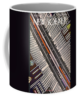 The New Yorker Cover - September 22nd, 1928 Coffee Mug