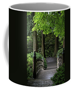 Coffee Mug featuring the photograph The Next Step by Brandy Little