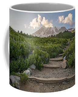 The Next Step Coffee Mug