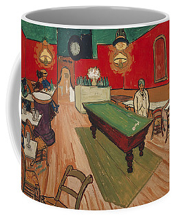 The Night Cafe In Arles Coffee Mug