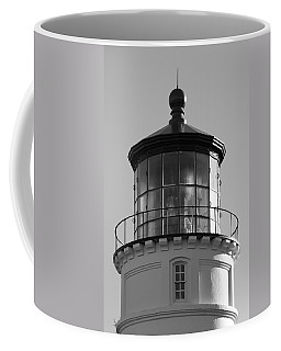 Coffee Mug featuring the photograph The Night Light by Laddie Halupa