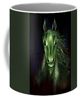 The Night Mare Coffee Mug