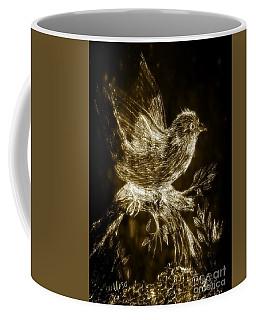 The Night Sparrow Coffee Mug