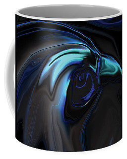 The Nighthawk Coffee Mug by Rabi Khan