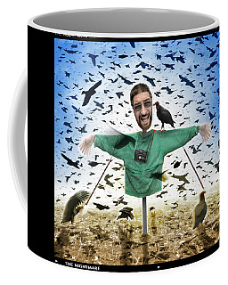 Coffee Mug featuring the photograph The Nightmare 2 by Mike McGlothlen