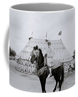The Noble Man Coffee Mug by Shaun Higson