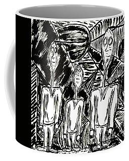 The Nod Trio Circa 1967 Coffee Mug