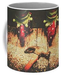 The North Pole Toy Factory Coffee Mug