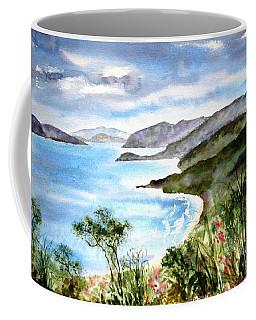 The North Shore Coffee Mug