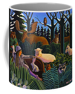 The North Woods Dream Coffee Mug