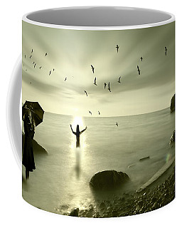 The Northern End Coffee Mug by Nathan Wright