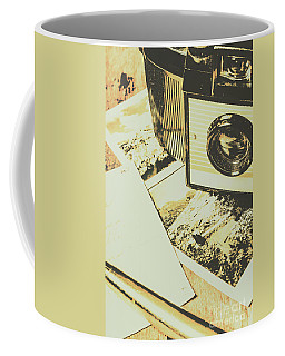 The Nostalgic Archive Coffee Mug