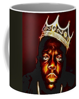 The Notorious B.i.g. - Biggie Smalls Coffee Mug