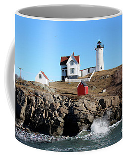 The Nubble  Coffee Mug