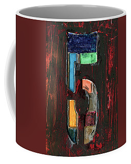The Number 5 Coffee Mug