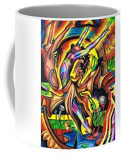 The Numinous Spectrum Of Exaltation Coffee Mug