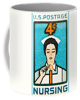 The Nursing Stamp Coffee Mug