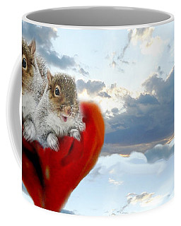 The Nuttings Are Coming Coffee Mug