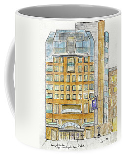 The Nyu Kimmel Student Center Coffee Mug