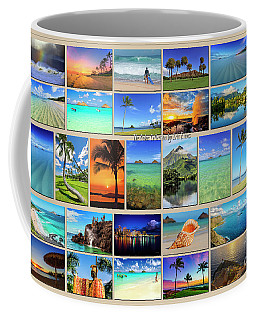 The Oahu Collection 2 Coffee Mug