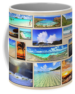 The Oahu Collection Coffee Mug