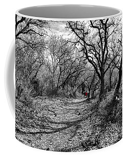 The Oak Forest Trail 2 Coffee Mug