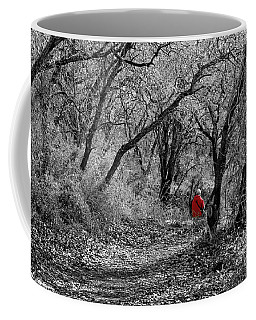 The Oak Forest Trail Coffee Mug
