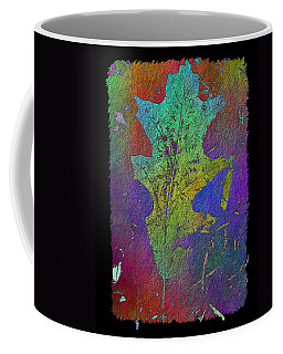 The Oak Leaf Coffee Mug