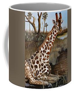 The Oasis Coffee Mug