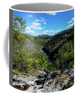 Coffee Mug featuring the photograph The Obed Wild And Scenic River by Paul Mashburn