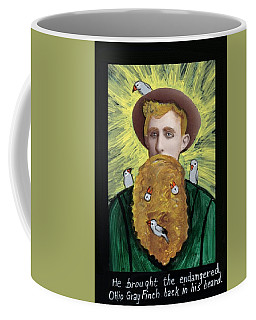 The Ohio Finch Savior Coffee Mug