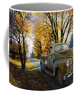 The Ol' Pumpkin Hauler Coffee Mug