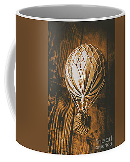 The Old Airship Coffee Mug