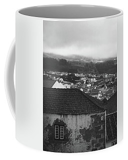 Coffee Mug featuring the photograph The Old And The New by Kelly Hazel