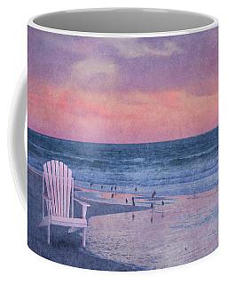 The Old Beach Chair Coffee Mug