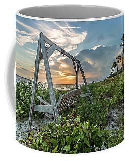 The Old Beach Swing -  Sullivan's Island, Sc Coffee Mug