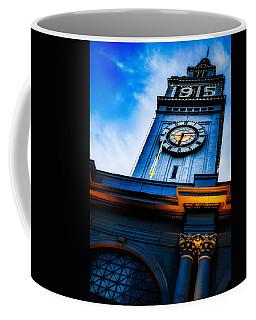 The Old Clock Tower Coffee Mug