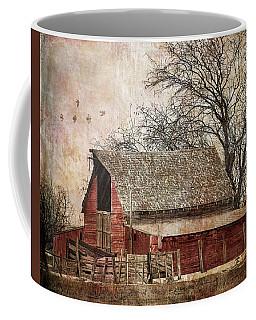 The Old Cope Barn Coffee Mug