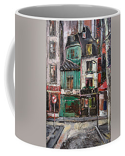 The Old District II Coffee Mug
