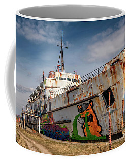 Coffee Mug featuring the photograph The Old Duke by Adrian Evans