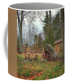 The Old Field Tools Coffee Mug
