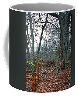 The Old Fire Hydrant Coffee Mug