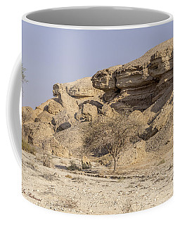 Coffee Mug featuring the photograph The Old Gatekeeper 03 by Arik Baltinester