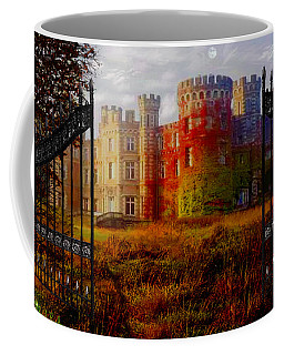The Old Haunted Castle Coffee Mug
